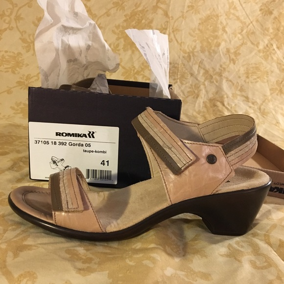 40584201 Romika Shoes | Sandals Gorda 05 New In Box | Poshmark